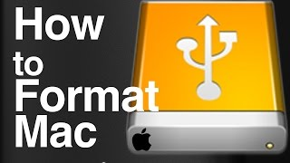 How to Set Up an External Hard Drive on Mac