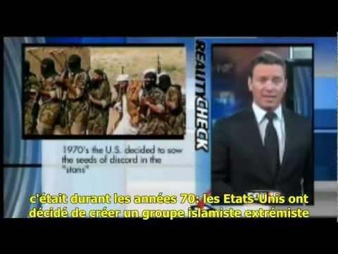 President Obama - Pourquoi les Etats-Unis supportent Al-Qaïda en Syrie