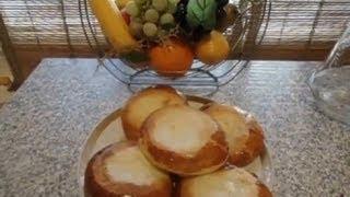 Ватрушки с творогом вкусный рецепт домашней выпечки