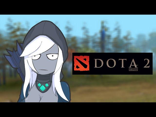 DOTA 2 in a Nutshell