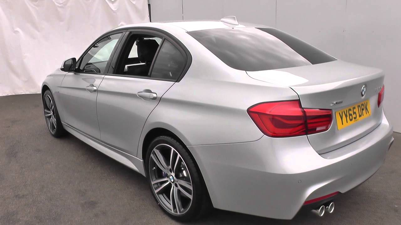 bmw 3 series saloon f30 320d xdrive m sport saloon b47o. Black Bedroom Furniture Sets. Home Design Ideas
