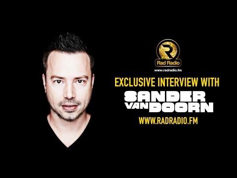 Exclusive Interview with Sander Van Doorn | www.radradio.fm