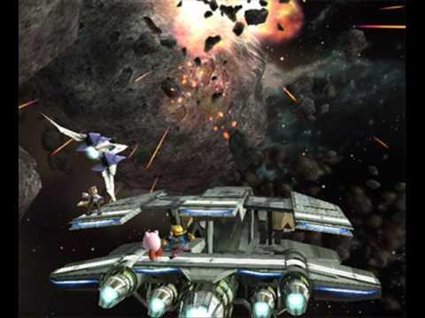 SSBB Music - Star Fox: Space Armada (Extended) - YouTube