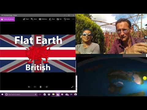 FLAT EARTH BRITISH  ,High Strangeness In Ireland ,Visit From An Old Friend.