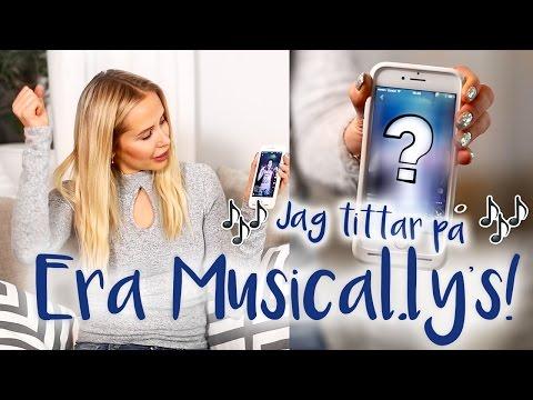 KOLLAR PÅ ERA MUSICAL.LYS ♡