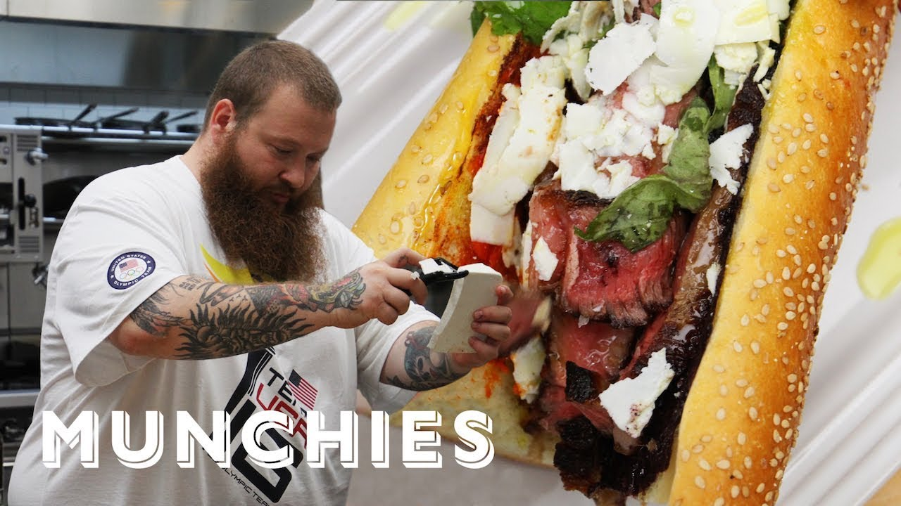 how to make the worlds best sandwich action bronson
