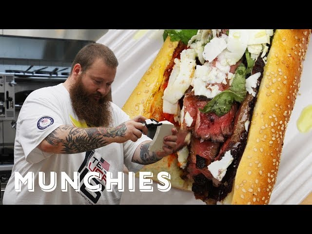 How-To: Action Bronson Makes the Worlds Best Sandwich