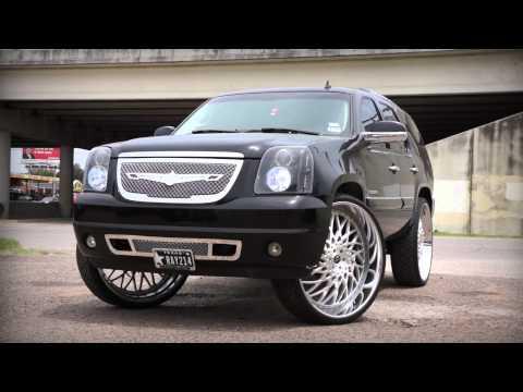 "Gmc Yukon Denali >> Amani Forged Wheels | GMC Yukon Denali on 32"" Amani Forged ..."