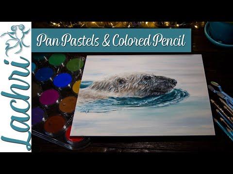 Pan Pastels &