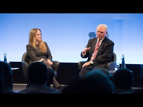 Talks at GS – Ambassador Christopher Hill: Then & Now – The North Korean Nuclear Crisis