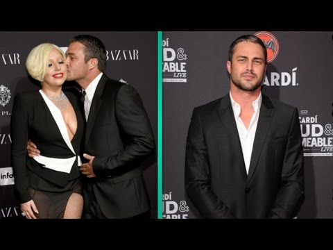 Aw! Taylor Kinney Cries When He Hears Lady Gaga Sing