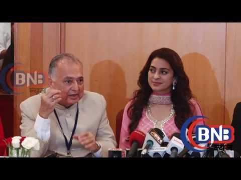 Juhi Chawla At Priyadarshni Academy's 32nd Anniversary Global Awards Press Conference