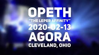 "Opeth ""The Leper Affinity"" - 2020-02-13 - Agora - Cleveland, Ohio"