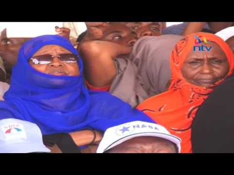 NASA in Wajir: Opposition principals say their alliance is strong