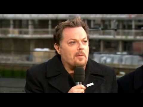 Eddie Izzard on The One Show - May 9, 2013