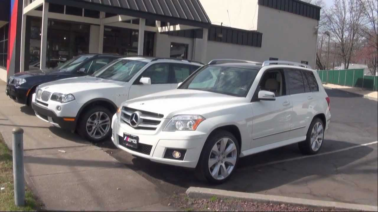2010 Mercedes-Benz GLK-Class GLK350 4MATIC - YouTube