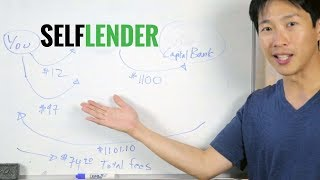 How to Build Credit with Bad Credit or No Credit [w/ SelfLender] | BeatTheBush