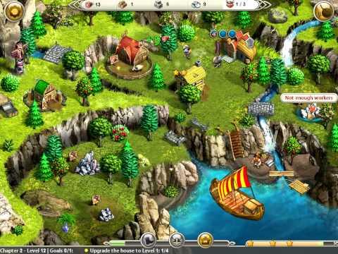 Viking Saga 2: New World - Level 37