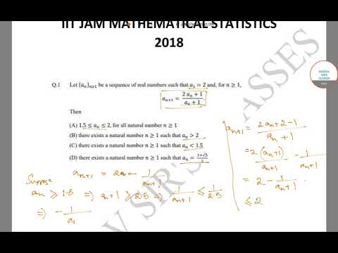 IIT JAM MSTAT 2018 PART 1 ONLINE CLASSES,PRE RECORDED CLASSES,STUDY MATERIAL,MOCK TESTS