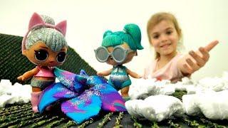 ЛОЛ - Путешествие в космос - Куклы Лол - Мультики для девочек