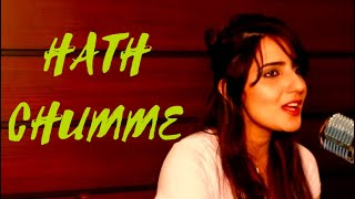 Download Video Hath Chumme - Nancy Pangli | Female Cover | Ammy Virk | B Praak | Jaani | New Punjabi Songs 2018 MP3 3GP MP4