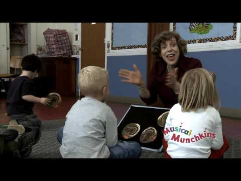 Musical Munchkins: Music for Threes and Fours