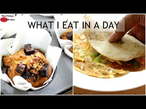 what-i-eat-in-a-day---easy-and-healthy-indian-meal-ideas-for-weight-loss---skinny-recipes