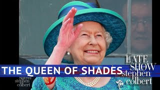 How The Queen Threw Shade At Trump