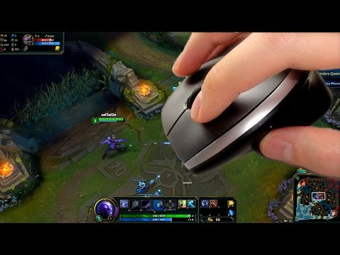 How To Bind Attack Move To Left Click - Step By Step Tutorial - League Of Legends