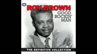 Roy Brown  -  Boogie Woogie Blues  -  2 versions