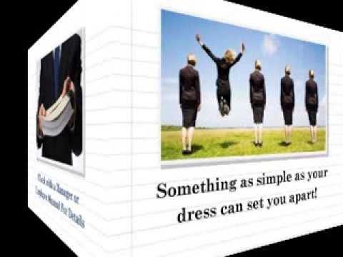 Interview Basics: Dress for Success
