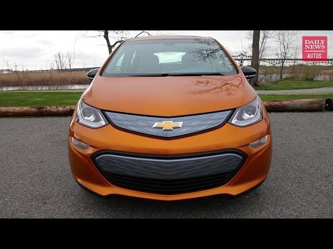 2017 Chevrolet Bolt EV | Daily News Autos Review