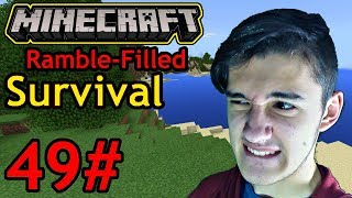 The Zombie Boat-Jacker!  (Minecraft Survival - Part 49 - Season 1)
