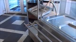 видео Купить витрину охлаждаемую, тепловую настольную в интернет-магазине — в Барнауле