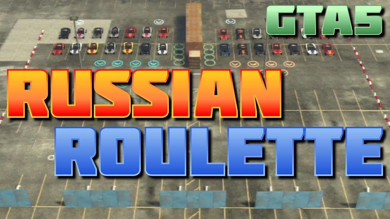How to play russian roulette in gta 5 online