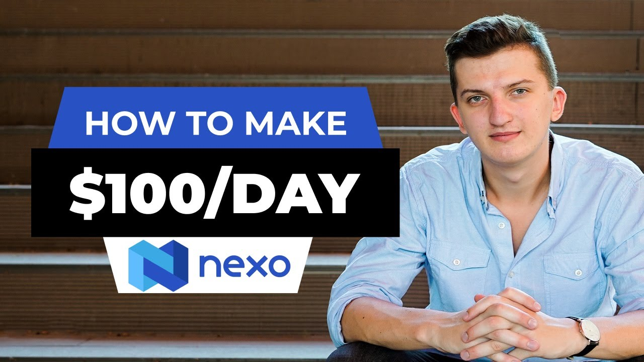 Download How To Make Money On Nexo In 2021 (For Beginners)