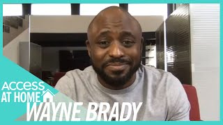 Wayne Brady Feared For Daughter's Safety When She Got Locked Out