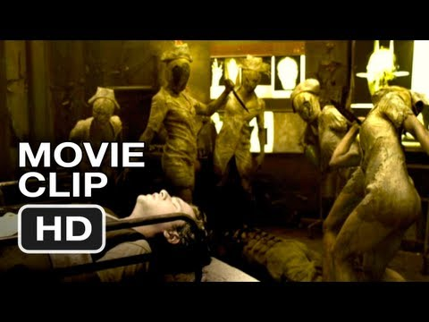 Silent Hill: Revelation 3D Movie CLIP - Nurses (2012) HD Movie