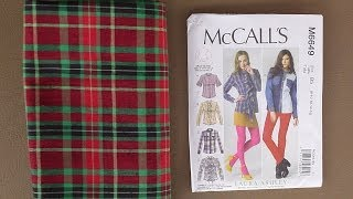 How To Sew With Plaid