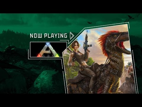 ARK ep 5 : The one with the carnosaurs