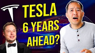 """Competition Admits Tesla is 6 Years Ahead - """"We Cannot Do It"""""""