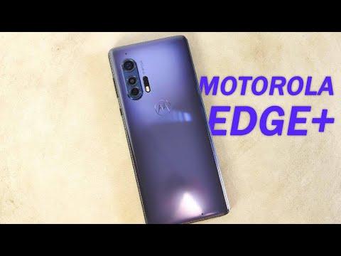 Motorola Edge+ - ЛУЧШИЙ ФЛАГМАН 2020