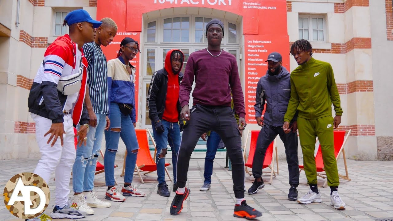 Afro Dance Cypher #7: Dj Malvado - Baile de Favela (Afro Remix) ft. Homeboyz