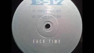 E-17 - Each Time (Sunship Vocal Mix)(TO)