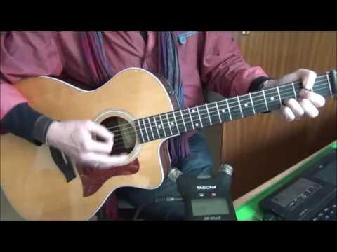 Geburtstagslied - Das ist dein Tag (c) Udo Jürgens - Unplugged mit Akustik Gitarre (Cover)