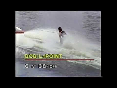 1982 Waterski Tournament from Shreveport, LA