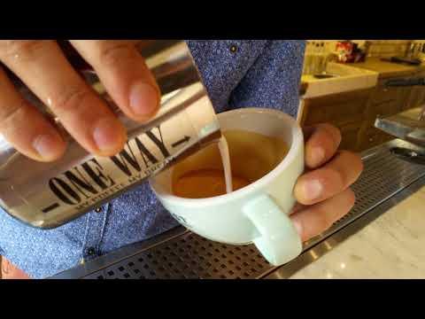 Michalis Karagiannis-Milano Latte Art Challenge 2017