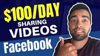 How To Make Money Online Posting Videos On Facebook