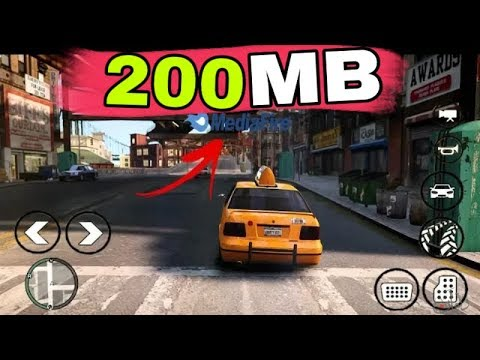 [ 200 MB ] GTA 5 FOR ANDROID NEW APK+DATA 100% WORKING