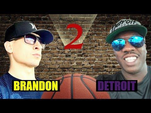 BRANDON ----vs---- DETROIT 2 (The Rematch)  ***Championship Game